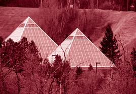 Photo of Edmonton Pyramids