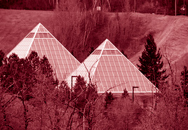 Photo of Edmonton Pyramids